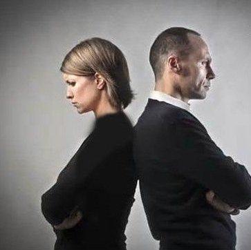 خصلت های ثابت زن و شوهرهای ناراضی