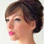 آموزش تصویری یک مدل موی جمع + عکس