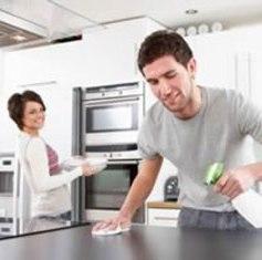 برق انداختن آشپزخانه با این روشها