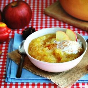 طرز تهیه سس سیب