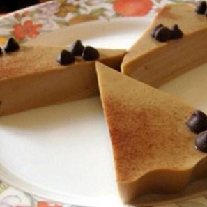 طرز تهیه پودینگ قهوه زمستانی