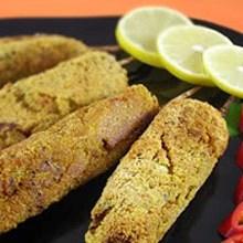 طرز تهیه کباب سبزیجات رژیمی