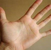 کف دست شما چه رنگی است ؟