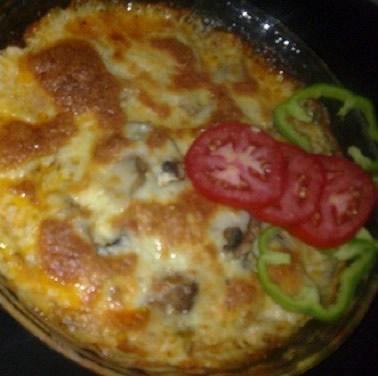 طرز تهیه موساکا ( غذای یونانی )