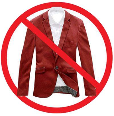 چرا نباید عید کت و شلوار بپوشید!