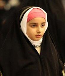 دخترانمان را چطور با حجاب آشنا کنیم؟