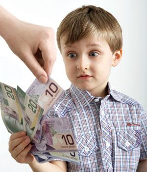 آموزش مفاهیم اقتصادی به کودکان