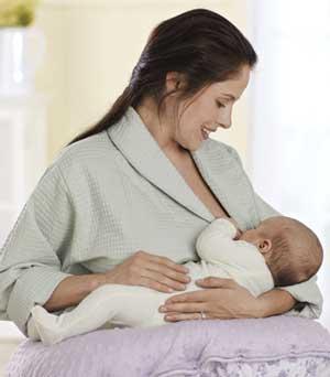 چگونه زمان شیردادن به نوزاد را بفهمیم؟
