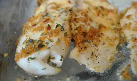 طرز تهیه ماهی تیلاپیا با سیر و لیمو