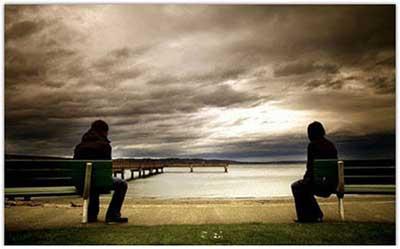 ترک یک رابطه پنهانی و غیراخلاقی