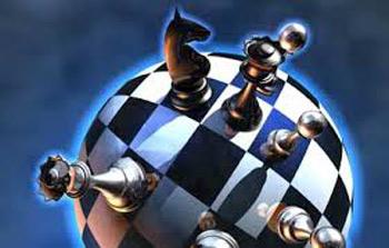 معماي صفحه شطرنج نامتناهي