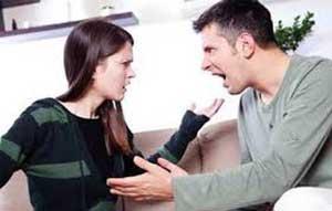عاقبت ازدواج با لجبازها