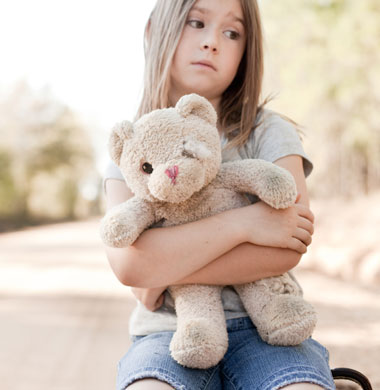 نشانه های بلوغ زودرس در دختران