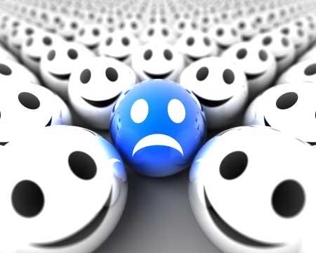 5 عامل اصلی ایجاد احساسات منفی