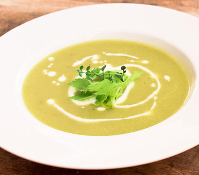 طرز تهیه سوپ پیاز