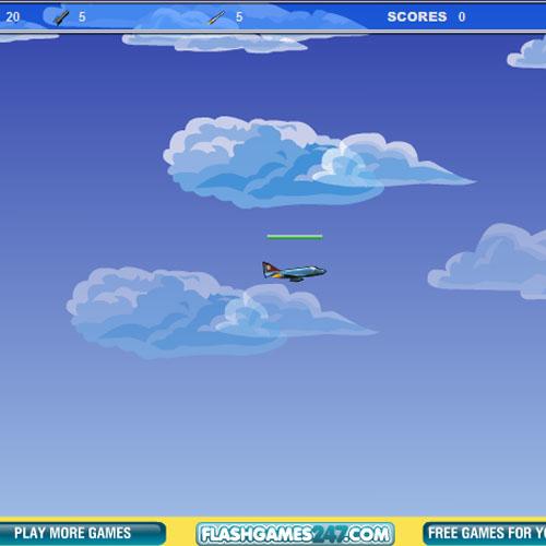 جنگنده هوایی