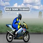 سرعت خود را در موتور سواری امتحان کنید