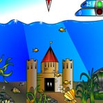 Aquarium sprengischen