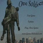 بازی یک سرباز