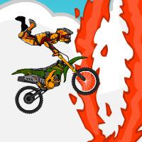 بازی آنلاین موتور سواری