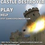 قلعه را به توپ و گلوله ببندید