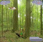 شکارچی جنگل