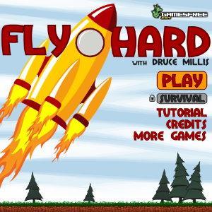 پرواز سخت