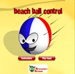 Beachball control