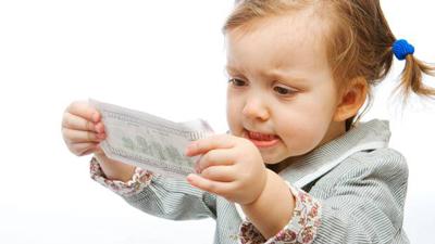 پول تو جیبی کودکان هفتگی یا ماهانه؟