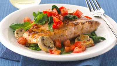 طرز تهیه ماهی صدفی های بخار پز