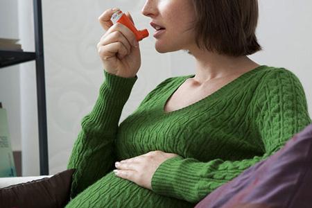 بیماری آسم در زنان باردار