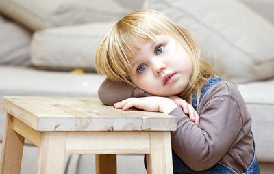 علل افسردگی در کودکان