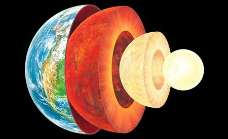 دمای پوسته زمین چقدر است؟