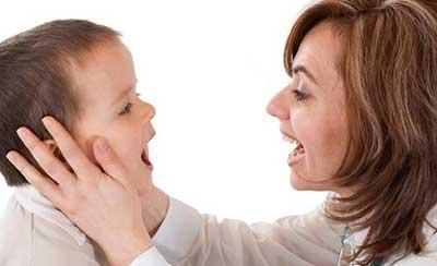 علت لکنت ناگهانی زبان در کودکان