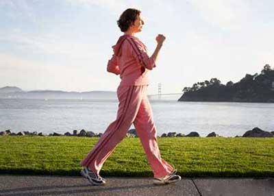 سه روش برای پیادهروی مداوم