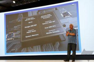 پردازنده موبایل اسنپ دراگون ۸۴۵ رونمایی شد