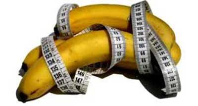 برای کاهش وزن موز نخورید