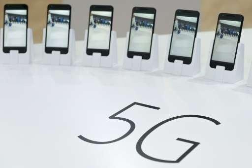اولین گوشی جهان با فناوری 5G