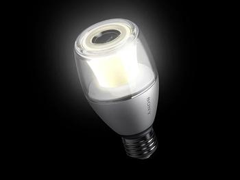 اختراع لامپی که تبدیل به بلندگو می شود