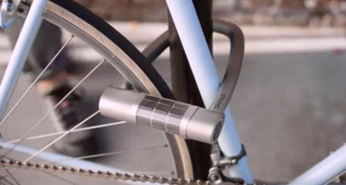 قفل دوچرخه به کمک Skylock و تلفن همراه
