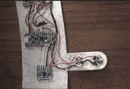 رونمایی از جوراب هوشمند نتفلیکس