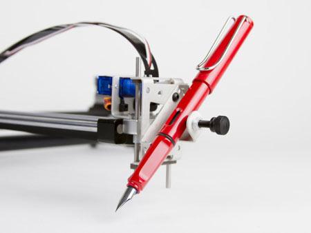 رونمایی از رباتی که میتواند بجای شما بنویسد