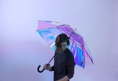 رونمایی از چتر هوشمند با عملکردی متفاوت