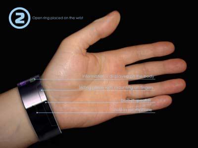 رونمایی از ساعت و موبایل رولی جدید