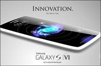 جدیدترین تلفن هوشمند که با نگاه قفل می شود