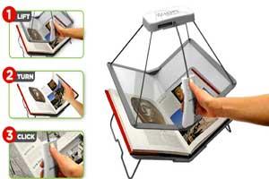 تکنولوژی کتابهای دیجیتال با Book Saver