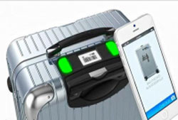 چمدان هایتان را در فرودگاه با تلفن همراه ردیابی کنید