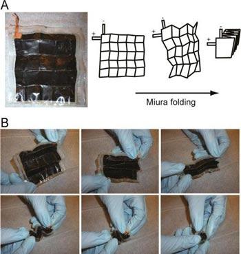 رونمایی از جدیدترین باتری تاشو با انرژی بیشتر
