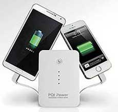 ابزاری برای شارژ تبلت و موبایل در سفر