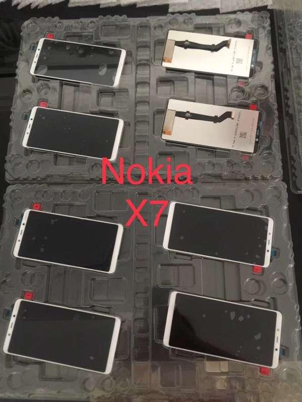 رونمایی از Nokia 9 و Nokia X7 +تصاویر لو رفته